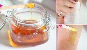 Receita de cera para depilação com cera de abelha
