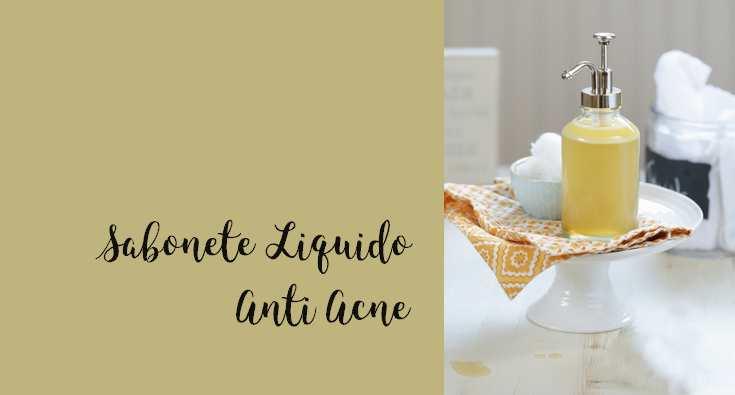 sabonete liquido cremoso anti acne