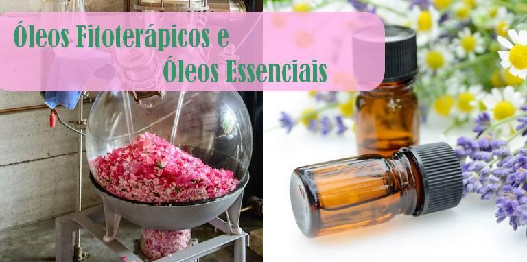 oleos fitoterapicos e essenciais
