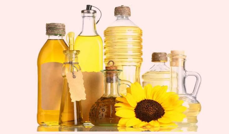 óleos vegetais na cosmética e na cozinha