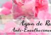 Benefícios da Água de Rosas: Do Anti-Oxidante ao Anti-Envelhecimento