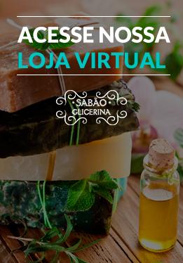 Loja Virtual Sabao e Glicerina