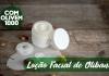Receita especial com Olivem 1000 – Loção facial de Olíbano