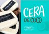 Cera de Coco para Velas Vegetais